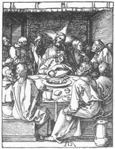 Maundy Thursday sermon